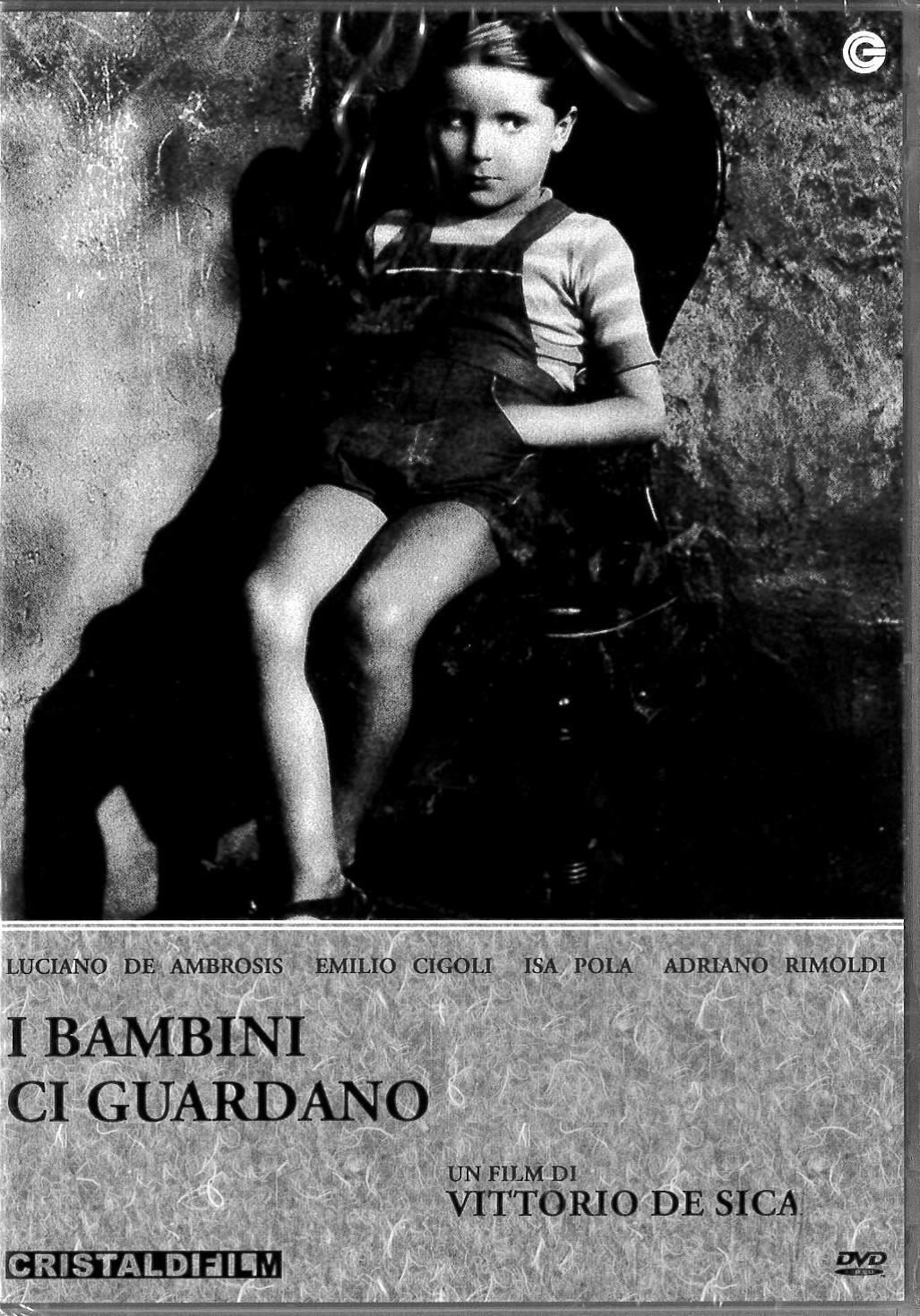 I BAMBINI CI GUARDANO (DVD)