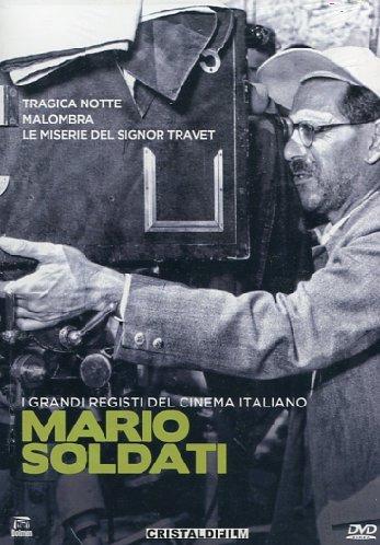 COF.MARIO SOLDATI COFANETTO (3 DVD) (1942, 1945 ) (DVD)