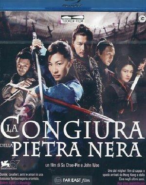 LA CONGIURA DELLA PIETRA NERA (BLU-RAY)