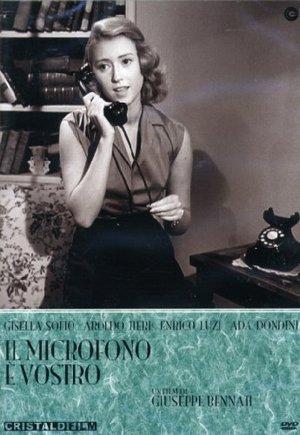 IL MICROFONO E' VOSTRO (DVD)