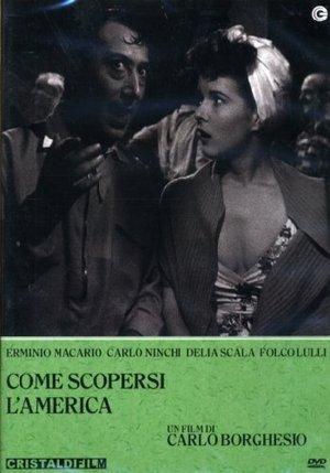 COME SCOPERSI L'AMERICA (DVD)