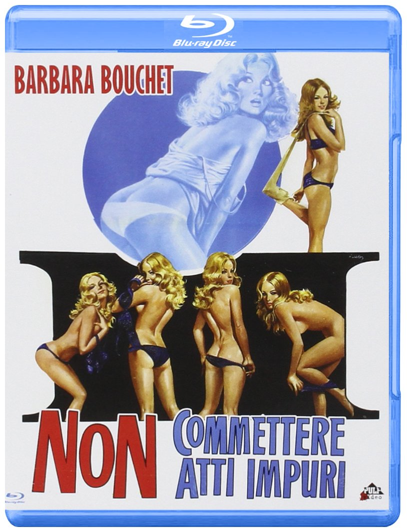 NON COMMETTERE ATTI IMPURI (BLU-RAY)