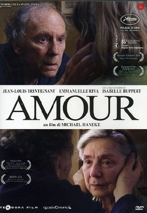 AMOUR (2012) (DVD)