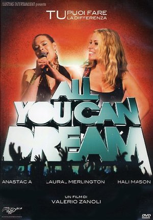 ALL YOU CAN DREAM (DVD)