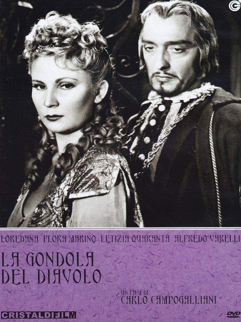 LA GONDOLA DEL DIAVOLO (DVD)