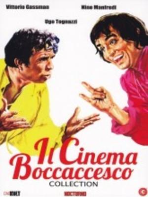 COF.IL CINEMA BOCCACCESCO (2 DVD) (DVD)