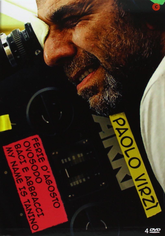 COF.PAOLO VIRZI' (4 DVD) $ (DVD)
