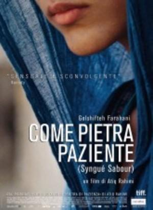 COME PIETRA PAZIENTE (DVD)