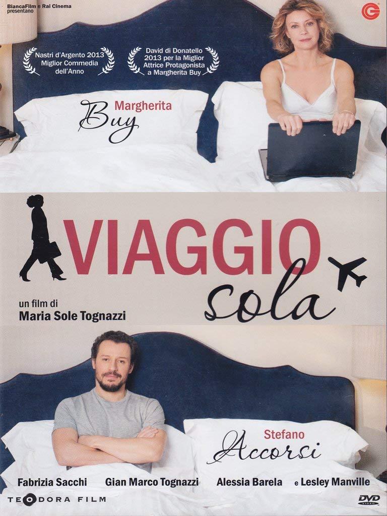 VIAGGIO SOLA (DVD)