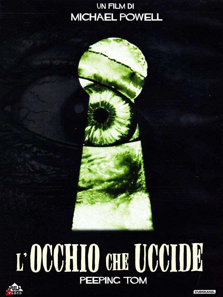 L'OCCHIO CHE UCCIDE (DVD)