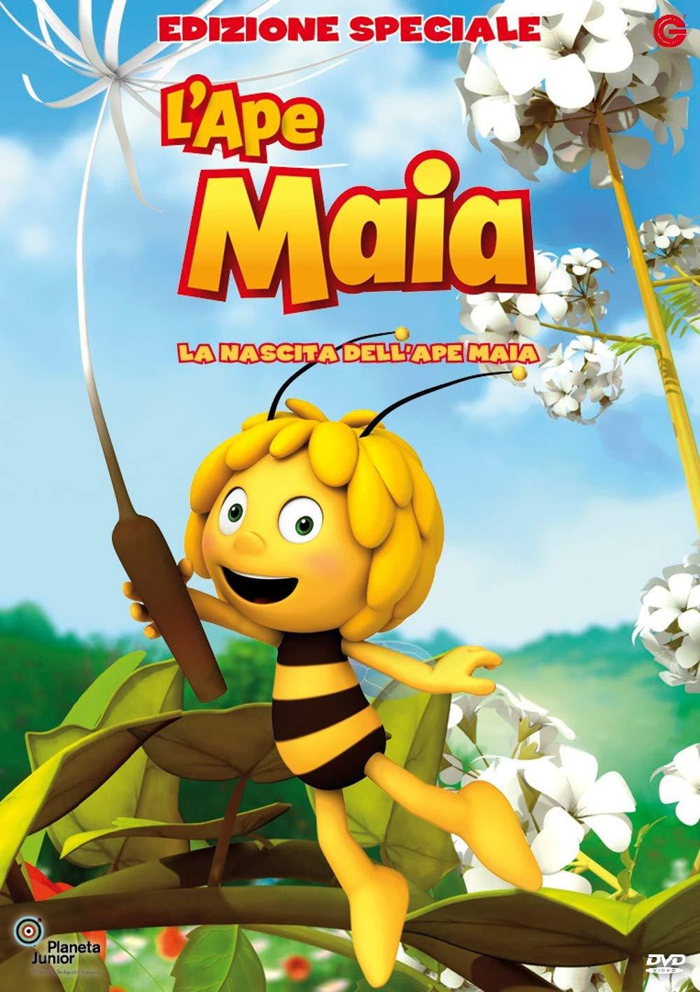 L'APE MAIA 3D - LA NASCITA DELL'APE MAIA (DVD)