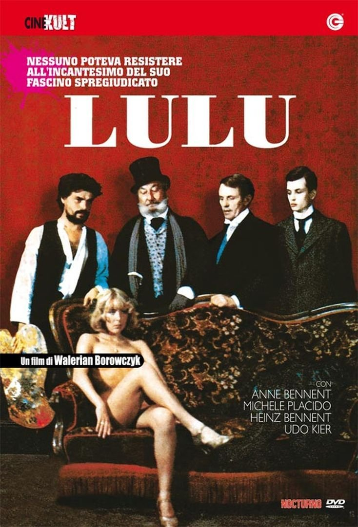 LULU' (DVD)