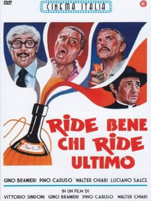 RIDE BENE CHI RIDE ULTIMO (DVD)