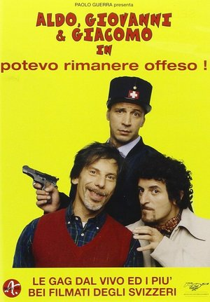 ALDO, GIOVANNI & GIACOMO IN POTEVO RIMANERE OFFESO (DVD)