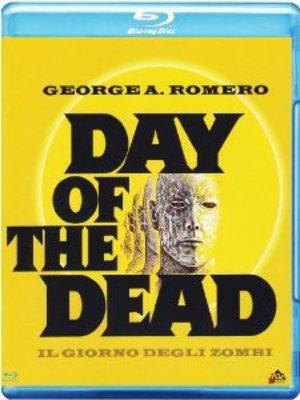 DAY OF THE DEAD - IL GIORNO DEGLI ZOMBI (BLU-RAY)