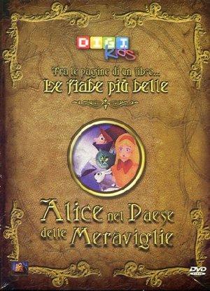ALICE NEL PAESE DELLE MERAVIGLIE (VIDEOLIBRI DIGIKIDS) (DVD)