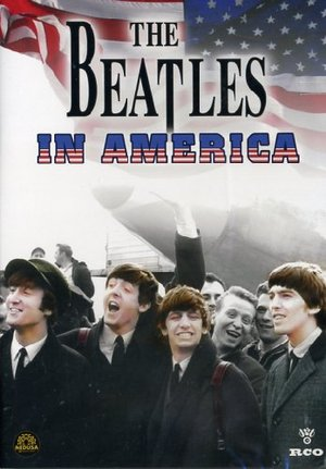 THE BEATLES - IN AMERICA (DVD)