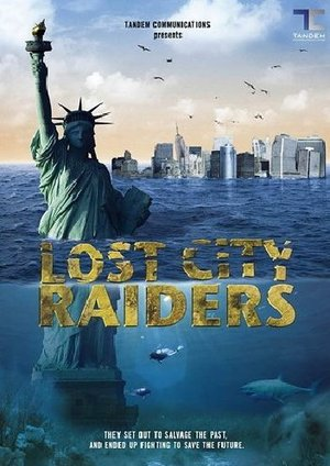 LOST CITY RAIDERS (DVD)