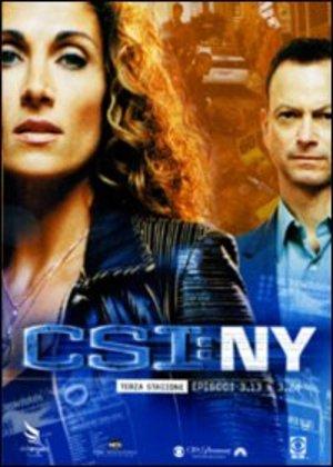 COF.C.S.I. NEW YORK - STAG. 03 PARTE 01 (EPS 13-24) (3 DVD) (DVD