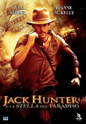JACK HUNTER E LA STELLA DEL PARADISO (DVD)