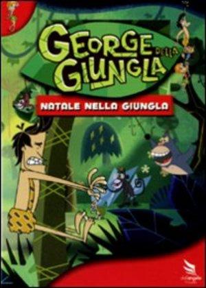 GEORGE DELLA GIUNGLA 04 - NATALE NELLA GIUNGLA (DVD)