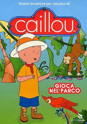 CAILLOU - CAILLOU GIOCA NEL PARCO (DVD)