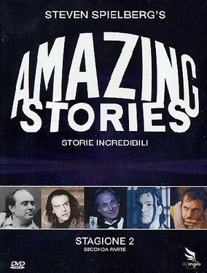 COF.AMAZING STORIES - STORIE INCREDIBILI - STAGIONE 02 #02 (3 DV