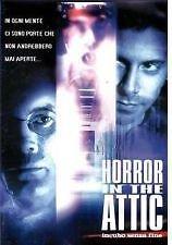HORROR IN THE ATTIC - EX NOLEGGIO (DVD)