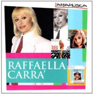 RAFFAELLA CARRA' - LA MIA MUSICA (CD)