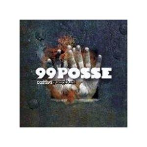 99 POSSE - CATTIVI GUAGLIONI (CD)