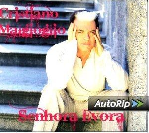 CRISTIANO MALGIOGLIO - SENHORA EVORA (CD)