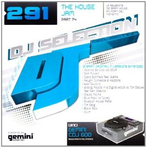 DJ SELECTION 291: THE JAM HOUSE PART 74 (CD)