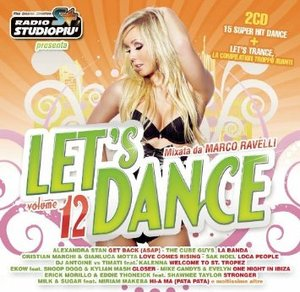 LET'S DANCE VOL.12 -2CD (CD)
