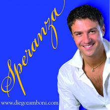 DIEGO ZAMBONI - SPERANZA (CD)
