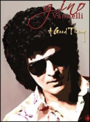 GINO VANNELLI - A GOOD THING + LIBRO ESENTE (CD)
