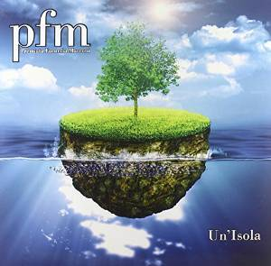 PREMIATA FORNERIA MARCONI - UN'ISOLA (LP+CD) (LP)