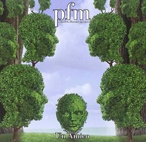 P.F.M. - UN AMICO -D.P. (CD)