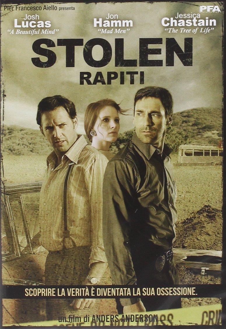 STOLEN - RAPITI (DVD)