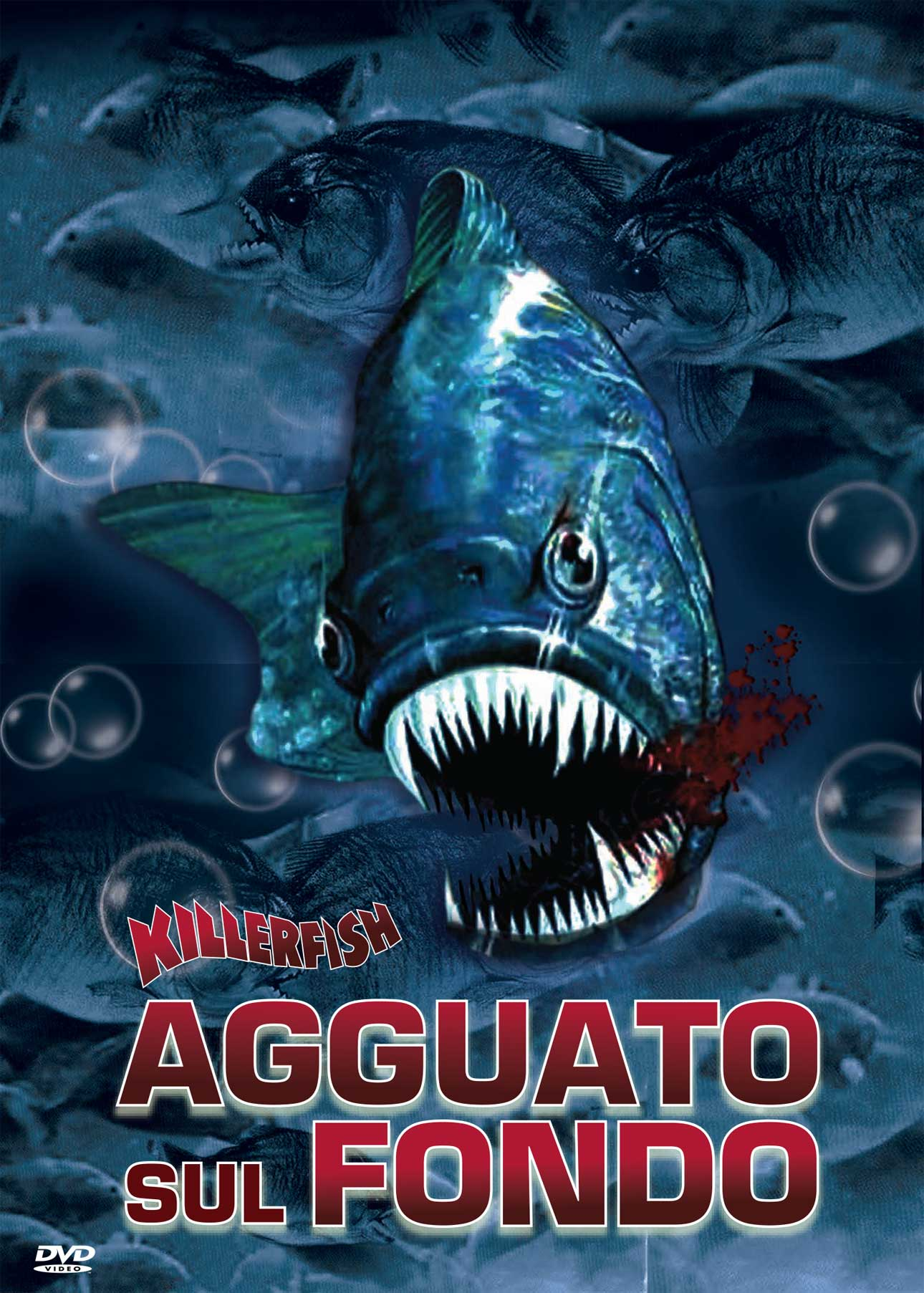 AGGUATO SUL FONDO (1979) (DVD)
