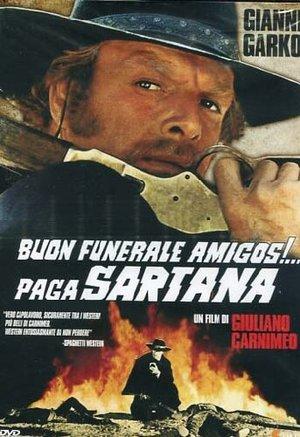 BUON FUNERALE AMIGOS PAGA SARTANA (DVD)