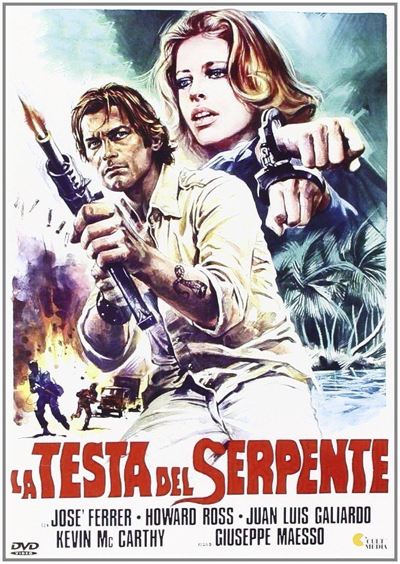 LA TESTA DEL SERPENTE (DVD)