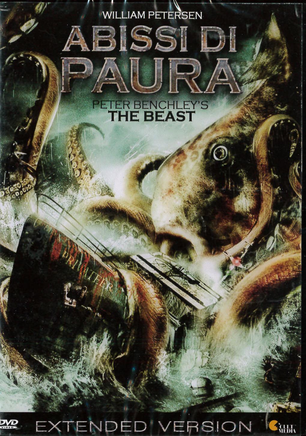 ABISSI DI PAURA (DVD)