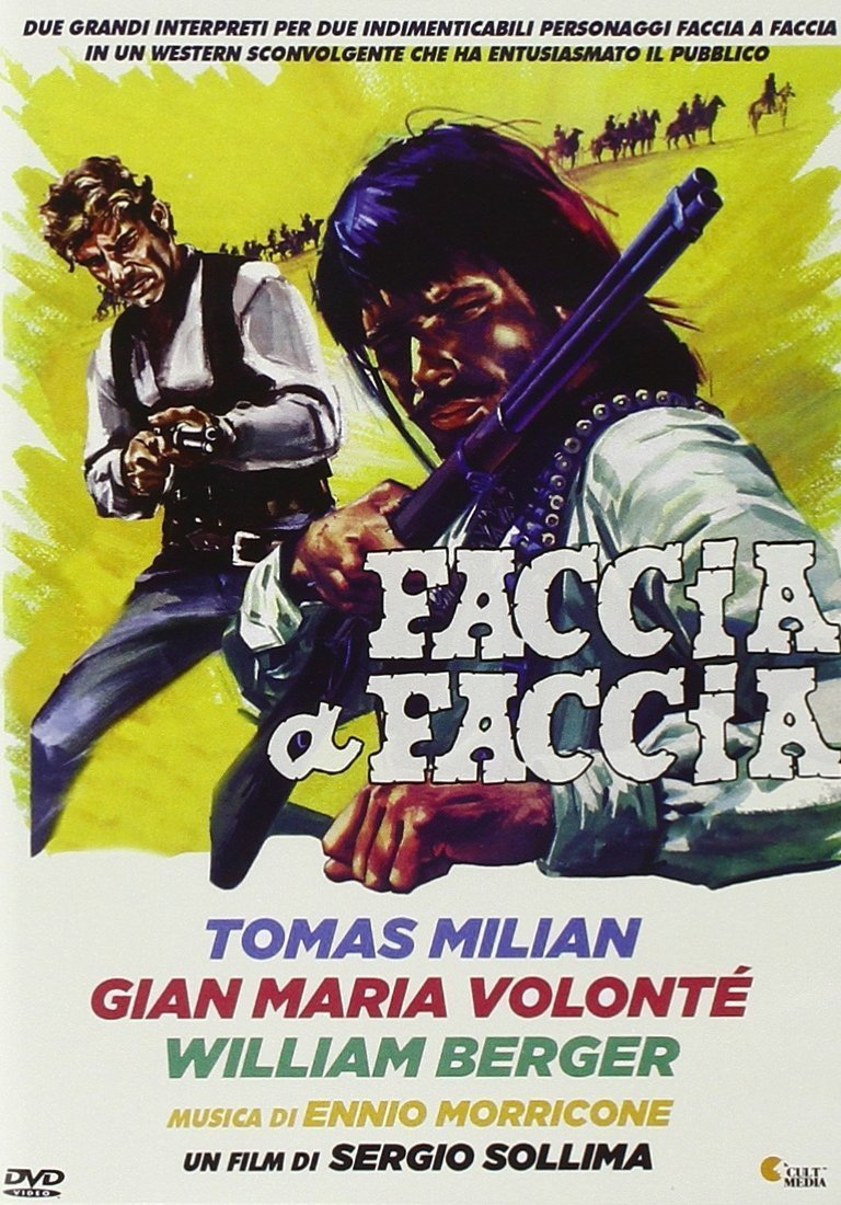 FACCIA A FACCIA (TERMINAL) (DVD)
