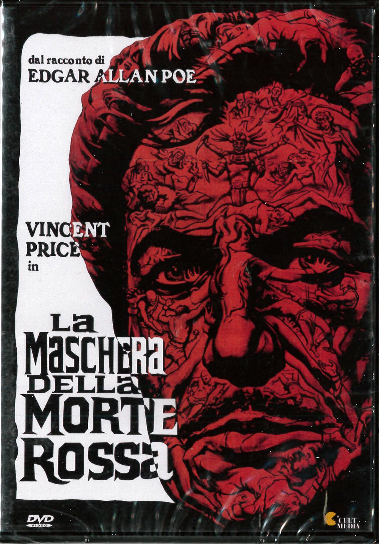 LA MASCHERA DELLA MORTE ROSSA (DVD)