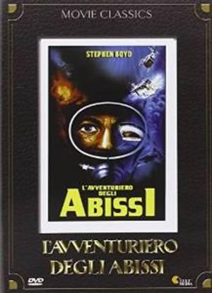 L'AVVENTURIERO DEGLI ABISSI (DVD)