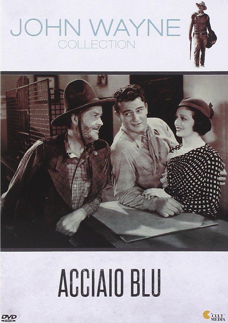 ACCIAIO BLU (DVD)