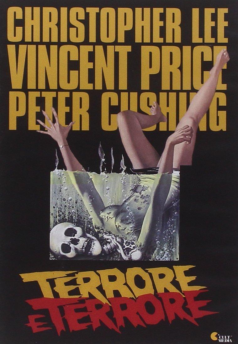 TERRORE E TERRORE (DVD)