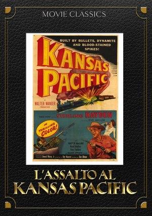 L'ASSALTO AL KANSAS PACIFIC (DVD)