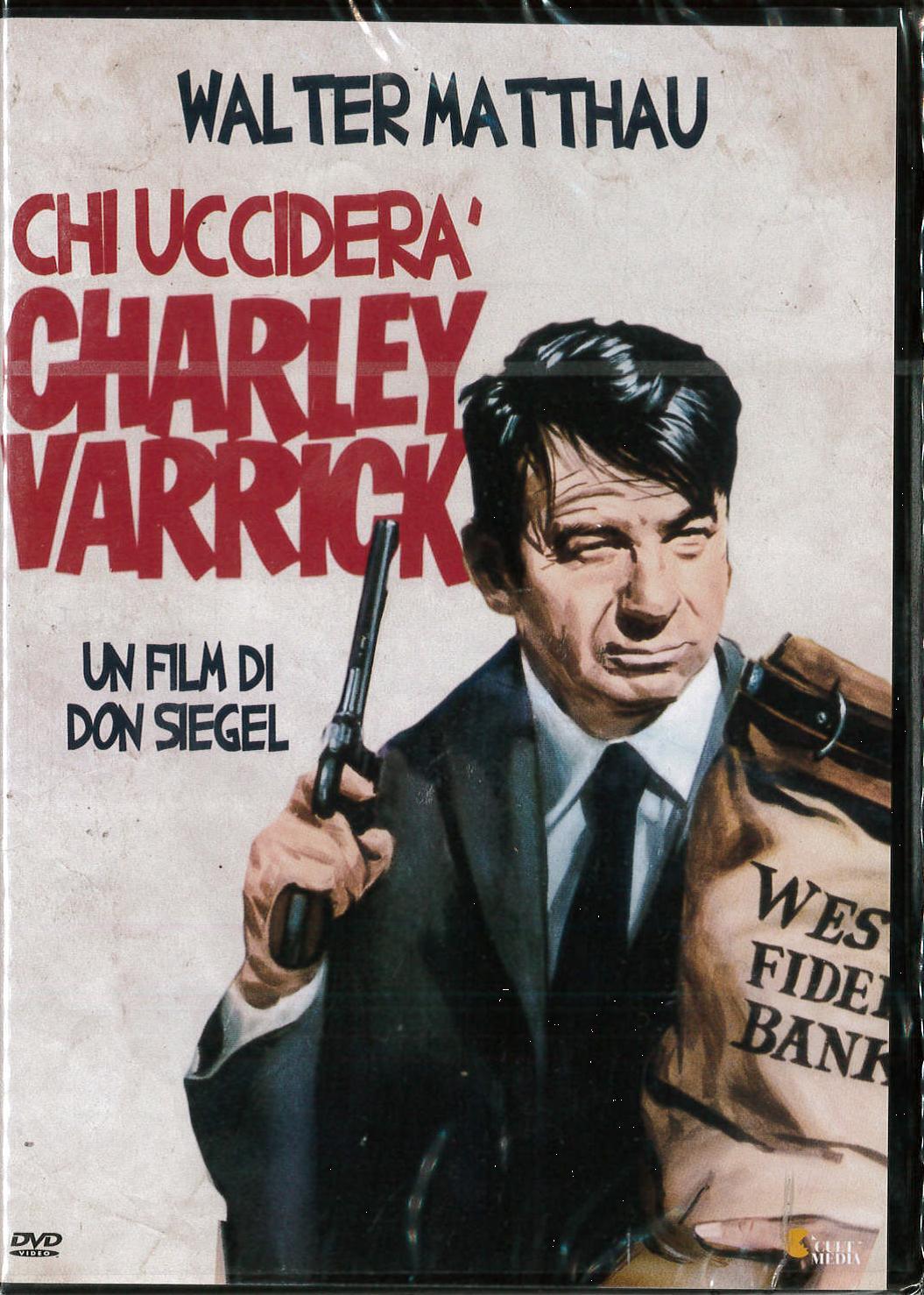 CHI UCCIDERA' CHARLEY VARRICK (DVD)