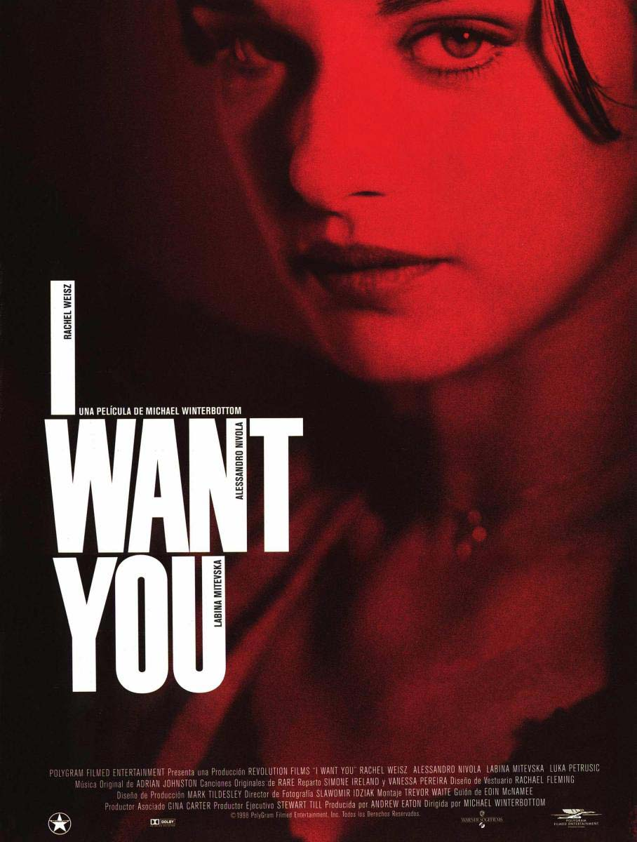 I WANT YOU (DVD)